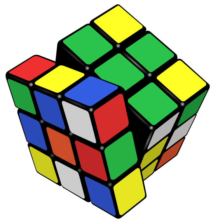 Communication rubiks cube