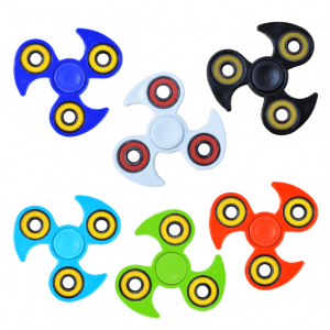 Hand spinner coloris