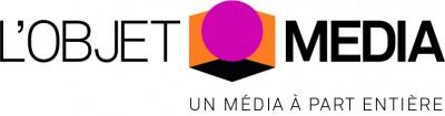logo objet media