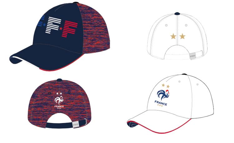 casquette-officielle-fff