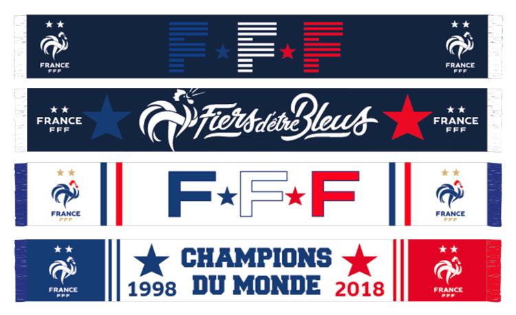 echarpe-officielle-fff