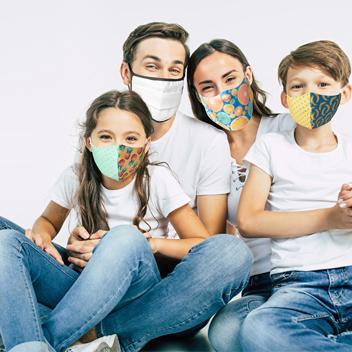 Des masques pour tous